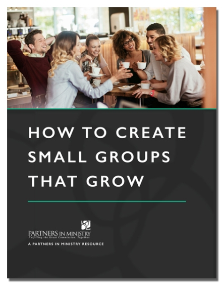 How To Create Small Groups That Grow